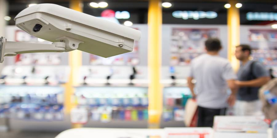 Could Surveillance Cameras Be The Solution For Your Store's Shoplifting/Employee Theft Problems?