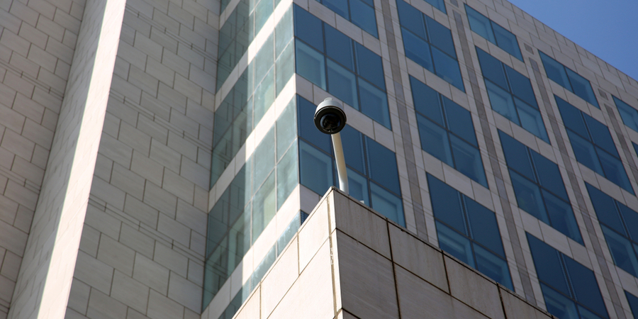 How Surveillance Cameras Protect Courthouses