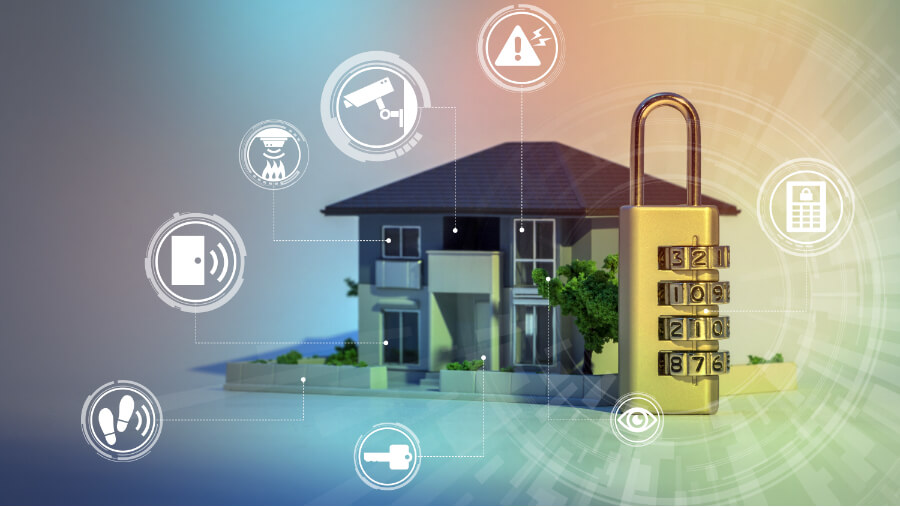 Protecting Your Home from the Inside Out with an Alarm System